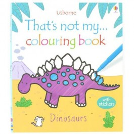 That is not my colouring book