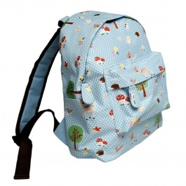 Mini Back Pack Animals Woodland