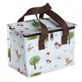 Insulated Lunch bag - Woodland Animals
