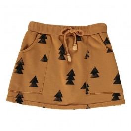 Fleece Skirt Woods
