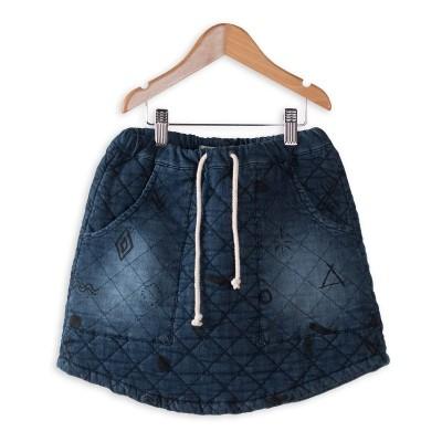 Denim Skirt Symbols