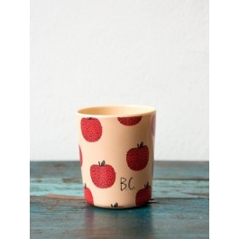 Melamine Cup Apple - Bobo Choses Maison
