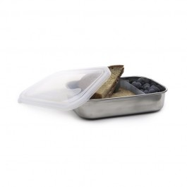 Rectangle Container with divider