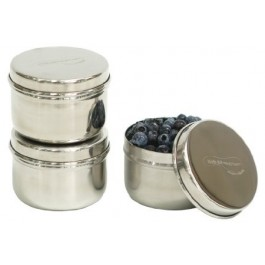 Mini Containers - Set of 3