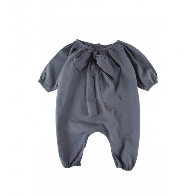 Bow Overall – Grey
