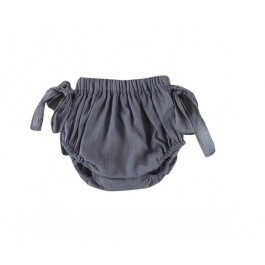 Bow Culotte - Grey