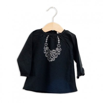Blouse Necklace
