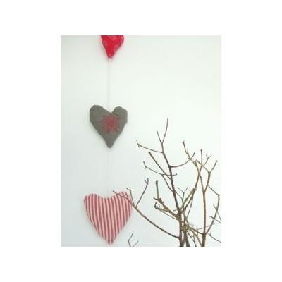 Κρεμαστές καρδιές Maileg