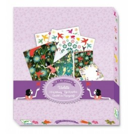 Violeta Stationary