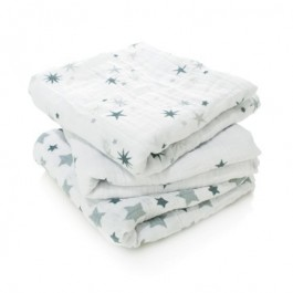 Musy Swaddle Twinkles- 3 Pack