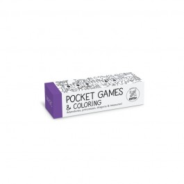 Pocket Game and coloring - Magic