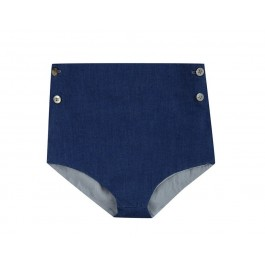 West Culotte - Denim