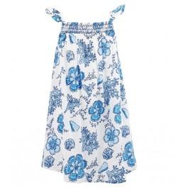 Παιδικό καφτάνι - Coral Shells Smock Dress