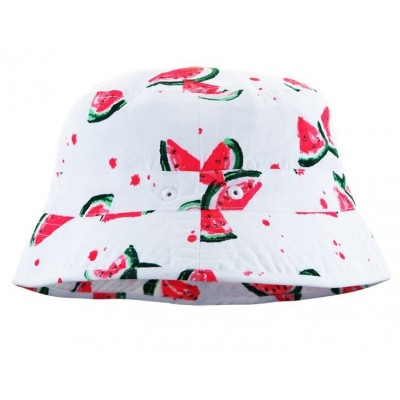 Watermelon Canvas Hat