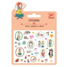 Mini Stickers Fashion