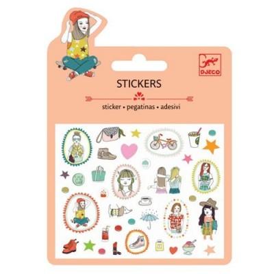 Mini Stickers Fashion