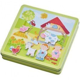 Magnetic Game Box - Farm