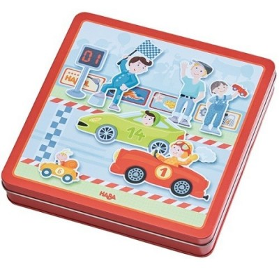 Magnetic Game Box - Zippy Cars