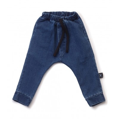 Denim Riding Pants