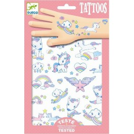 Temporary Tattoos Unicorns