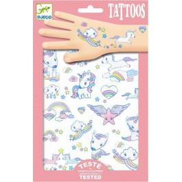 Παιδικά τατουάζ Μονόκεροι
