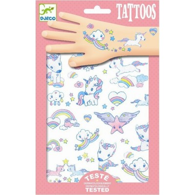 Temporary Tattoos Unicorns