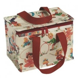 Insulated Lunch bag - Vintage Kids