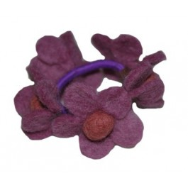 Hairband pansy