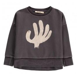 Baby Sweatshirt Hand Trick