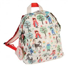 Mini Back Pack Red Riding Hood