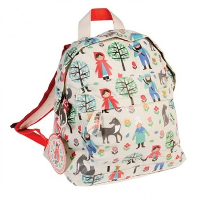 39708ae2917 Mini Back Pack Red Riding Hood - Alice on board