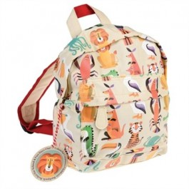 Mini Back Pack Colorful Creatures
