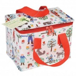 Insulated Lunch bag - Red Riding Hood