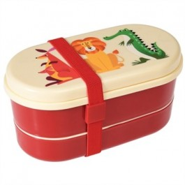 Bento Lunch Box - Colourful Creatures