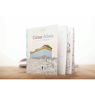 Colour Athens - An Inspiring Travel Guide