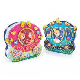 Inzebox  Carossimo - Princess Carriage Magnetic