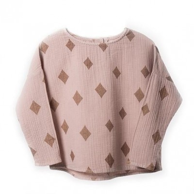 Blouse Diamond Sky - Pale Pink