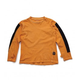 T-Shirt Glove Patch - Tangarine