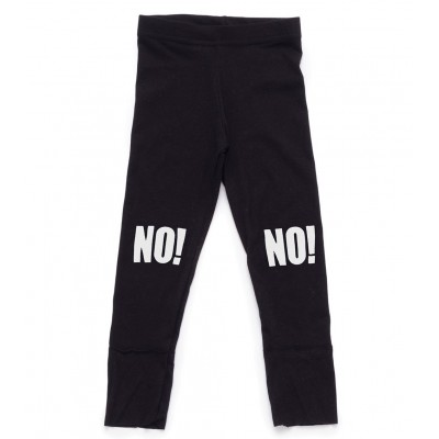 ΝΟ! Leggings - Black
