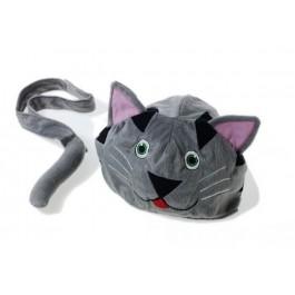 Καπέλο Γάτας και ουρά