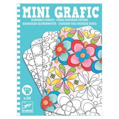Mini Graphic - Παιχνίδι γραφικής λουλούδια