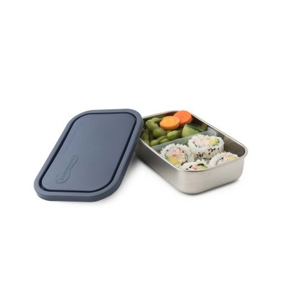 Rectangle Container with divider - Ocean