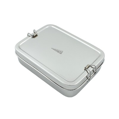 Rampur- Large Rectangle Lunch Box with Mini