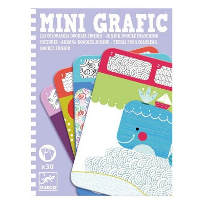 mini graphic doodle