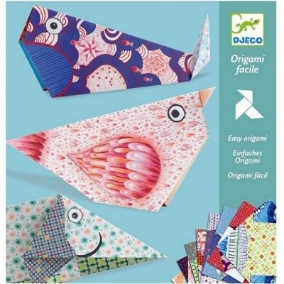 Origami - Μεγάλα πουλιά