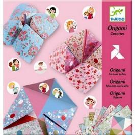 origami-fortune tellers