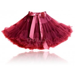 Petit Skirt 'Red Queen'