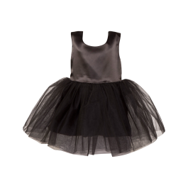 Φόρεμα Ballet Dress Light Black