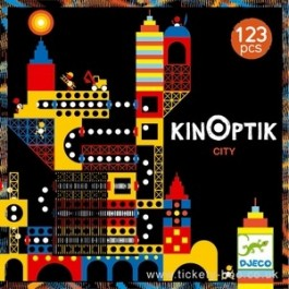 Multicoloured Town Kinoptik Game