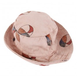 Bob Hat Basket Ball - Dusty Pink